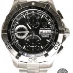 Tag heuer aquaracer chronograph caf5010 image 2
