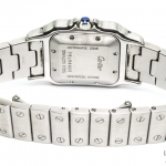 Cartier santos mid-size 2319 image 5