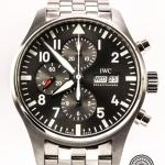 Iwc spitfire chronograph image 2
