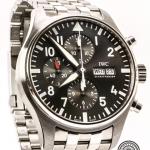 Iwc spitfire chronograph image 3