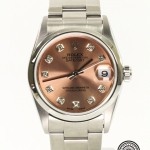 Rolex datejust midi 78240 image 2