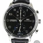 Iwc portuguese chronograph iw371447 image 2