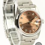 Rolex datejust midi 78240 image 3
