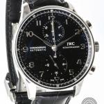 Iwc portuguese chronograph iw371447 image 3
