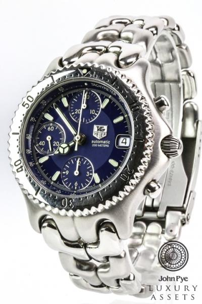 Tag heuer sel chronograph cg2111-r0