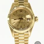 Rolex datejust 6917 image 2