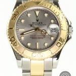 Rolex yacht master midi 68623 image 2