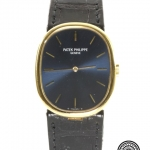 Patek philippe gents 18ct gold image 2