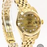 Rolex datejust 6917 image 3