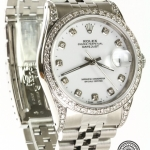 Rolex datejust 16234 image 3