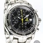 Tag heuer link chronograph ayrton senna ct2115 image 3