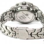 Tag heuer link chronograph ayrton senna ct2115 image 5
