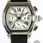 Cartier roadster chronograph 2618 image 2