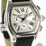 Cartier roadster chronograph 2618 image 3