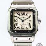 Cartier santos mid-size 2319 image 2