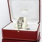 Cartier tank francaise 2465 image 6