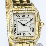 Cartier panthere 18ct gold image 3