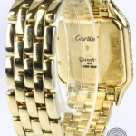 Cartier panthere 18ct gold image 4