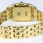 Cartier panthere 18ct gold image 5