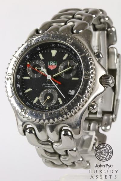 Tag heuer sel chronograph cg1110-1