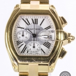 Cartier roadster chronograph xl 2619 image 2