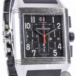 Jaeger-lecoultre reverso squadra chronograph gmt 230.8.45 image 4