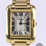 Cartier tank anglaise 3486 image 2