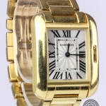 Cartier tank anglaise 3486 image 3