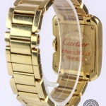 Cartier tank anglaise 3486 image 4