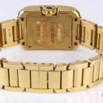 Cartier tank anglaise 3486 image 5
