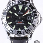 Omega seamaster 300 gmt 50th anniversary 2534.50.00 image 2