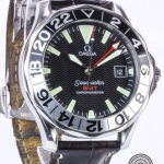 Omega seamaster 300 gmt 50th anniversary 2534.50.00 image 3