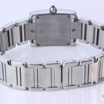 Cartier tank francaise 2384 image 5