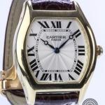Cartier tortue 2496d image 3
