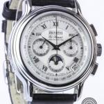 Zenith el primero chronomaster 01.0240.410 image 3