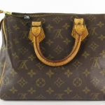 Louis vuitton monogram speedy 25 handbag image 2