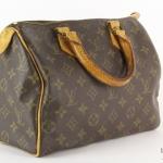 Louis vuitton monogram speedy 25 handbag image 3