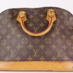 Louis vuitton monogram alma pm handbag image 2