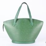 Louis vuitton calf leather st-jacques pm shoulder bag image 2