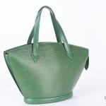Louis vuitton calf leather st-jacques pm shoulder bag image 3