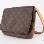 Louis vuitton monogram musette tango shoulder bag image 3