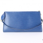 Louis vuitton calf leather accessory pouch image 2