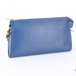 Louis vuitton calf leather accessory pouch image 3
