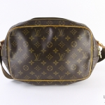 Louis vuitton monogram reporter pm shoulder bag image 2