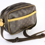 Louis vuitton monogram reporter pm shoulder bag image 3