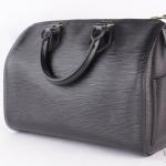 Louis vuitton epi speedy 25 handbag image 3