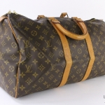 Louis vuitton monogram keepall 45 travel bag image 3