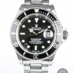 Rolex oyster perpetual date submariner 16610 image 2