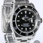 Rolex oyster perpetual date submariner 16610 image 3