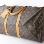 Louis vuitton monogram keepall 50 travel bag image 3